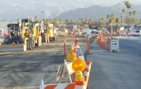 Construction draws mixed reaction from locals