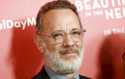 Actor Tom Hanks attends a special screening of