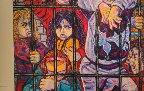 Piece by Meridy Volz, Incarcerated Girls.