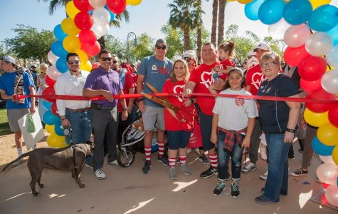 Walk for kids keeps families together
