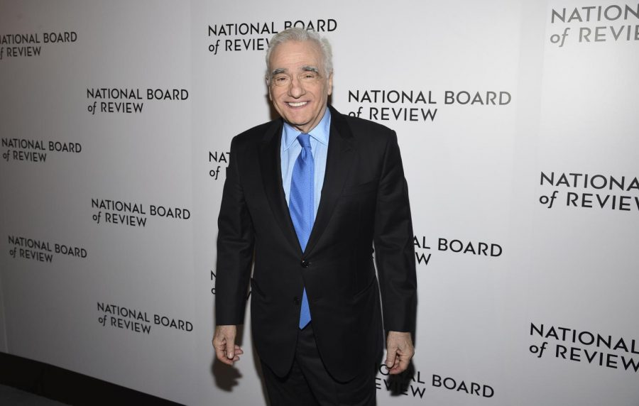 Photo+Courtesy+of+AP+Images.+Martin+Scorsese+attends+the+National+Board+of+Review+Awards+gala+at+Cipriani+42nd+Street+on+Wednesday%2C+Jan.+8%2C+2020%2C+in+New+York.