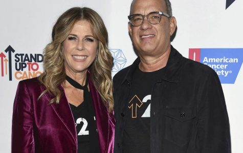 Photo Courtesy of AP Images 9/9/16 Tom Hanks and Rita Wilson at The 5th Biennial Stand Up To Cancer