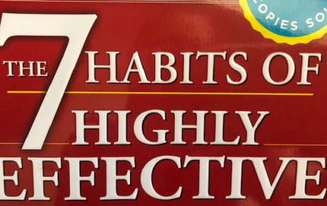 Photo of Stephen Covey's bestseller book 7 Habits of Highly Effective People