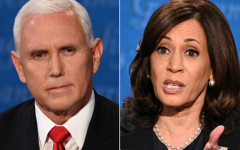 Vice President Mike Pence vs US Senator Kamala Harris (Photo Courtesy of Getty Images)