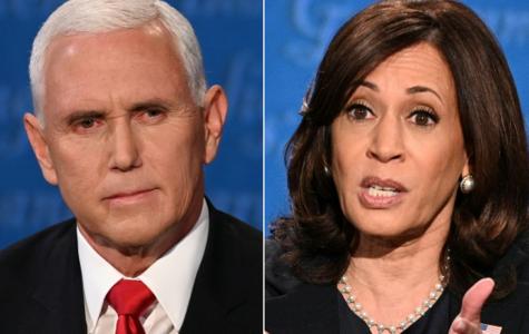Vice President Mike Pence vs US Senator Kamala Harris (Photo Courtesy of Getty Images)