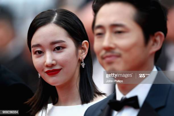 Burning (Beoning) Red Carpet Arrivals-The 71st Annual Cannes Film Festival