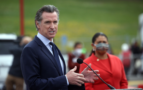 California Governor Gavin Newsom Holds Covid Briefing In San Francisco