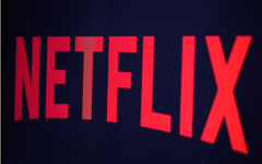 Photo courtesy Pascal Le Segretain/GettyImages. The Netflix logo.