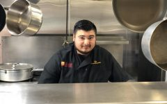 Photo Courtesy of College of the Desert. Chef Bruno Romanello.