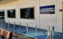 Photo courtesy of The Chaparral/Kevin Mann. The Sexual Diversity and Pride Center on the Palm Desert campus.